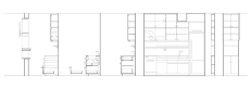 kitchen | elevations & sections