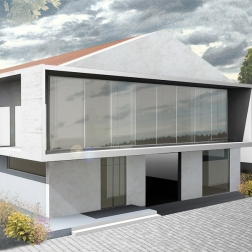 visualisation | balcony