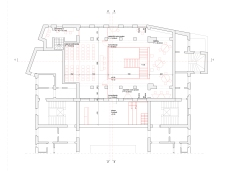 IHB (107) first floor plan