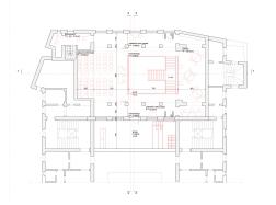 IHB (107) first floor plan