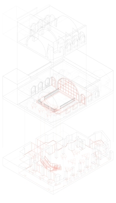 IHB (113)c axonometric view