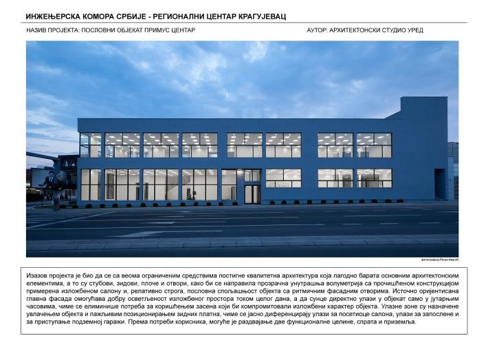 IKS Primus centar 10 06 2015